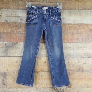 Diesel Jeans Youth Size 5 Denim Girl's
